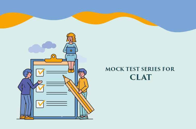 CLAT gurukul Mock Test Series for CLAT 2022